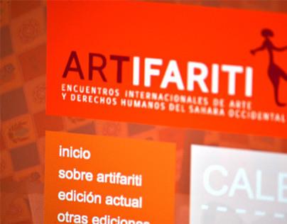 ARTifariti // official website