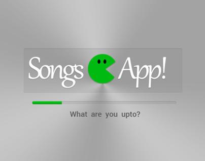 Social and Songs App ! Looking Partner