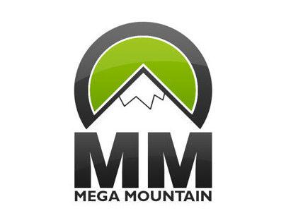 Mega Mountain - Branding