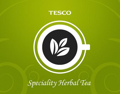 Tesco Tea Box Concept