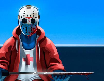 Jason Lifeguard