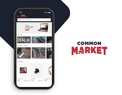 Common Market App
