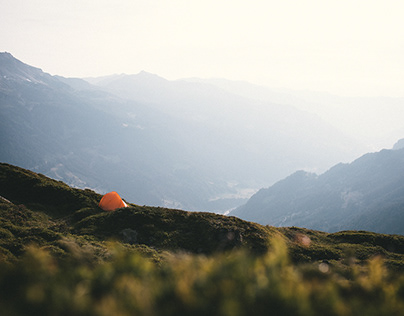 swiss alps part one: camping