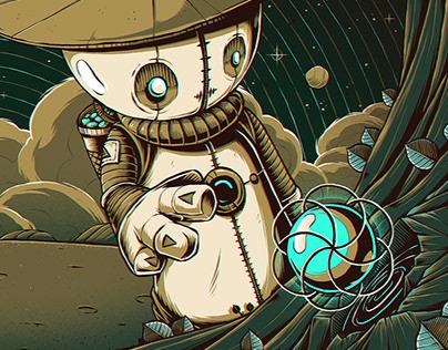 Strange Matter // Rum & Monkey