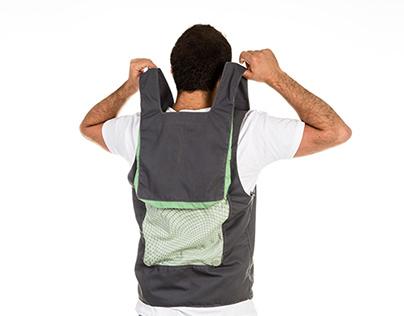 Koala Gear - Wearable vest pouch