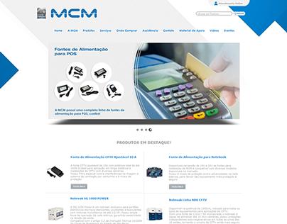 Site - MCM Tecnologia Industrial