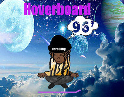 Cloud - Hoverboard 96'