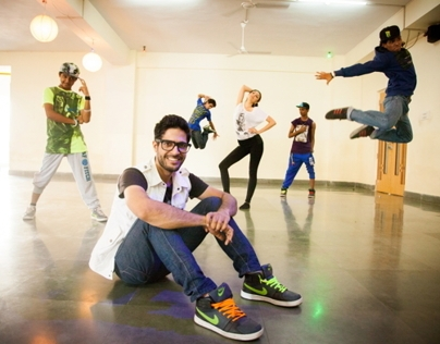 Rohit's Dance Troupe