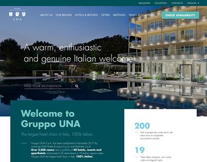 Web, UX/UI Design