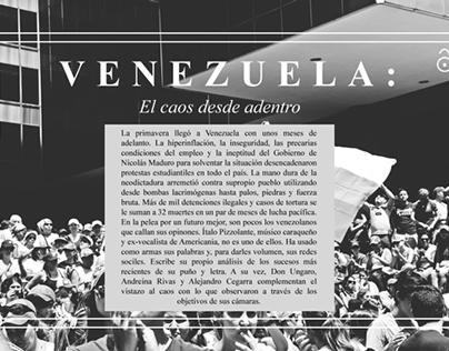 Venezuela - CALIOPE