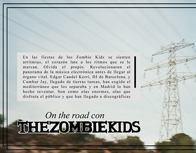 The Zombie Kids - CALIOPE