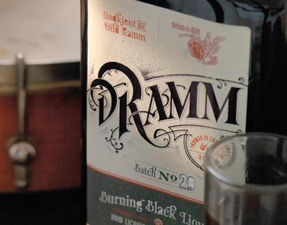 Mortens dRamm (Identity + Packaging Design)
