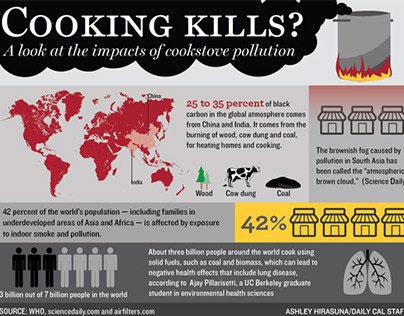 Cookstove infographic