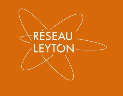 Leyton Network branding