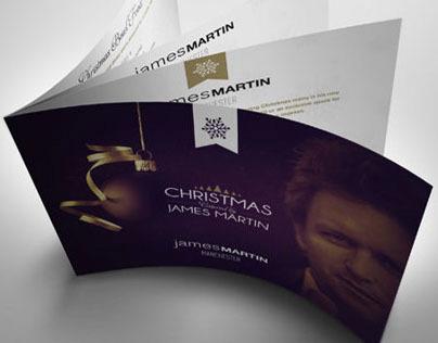 James Manchester Christmas Brochure