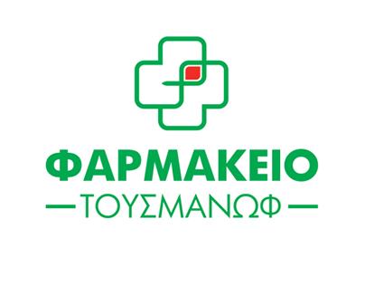 corporate identity pharmacy Tousmanof
