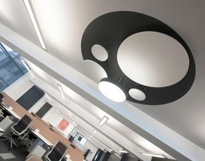 Office Design Project For Bare Escentuals