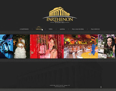 Parthenon Eventos