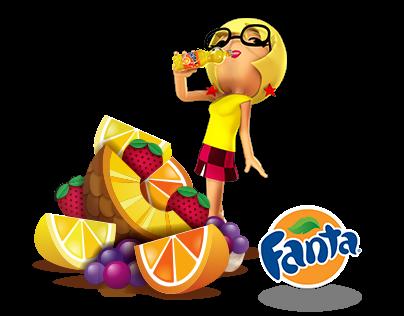 Fanta Fruit Slam 2