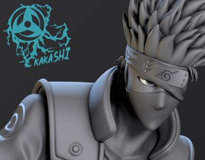 Kakashi Hatake | Naruto | 3D Model