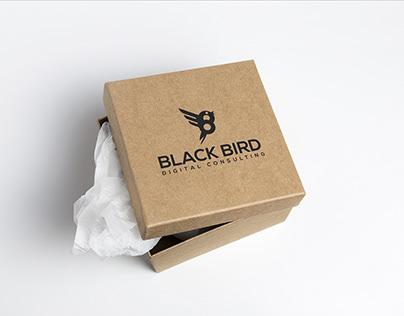 Black Bird logo