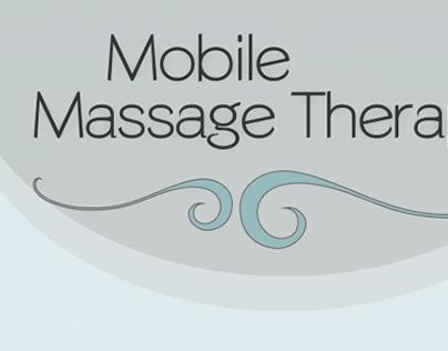 Massage Therapist Brochure