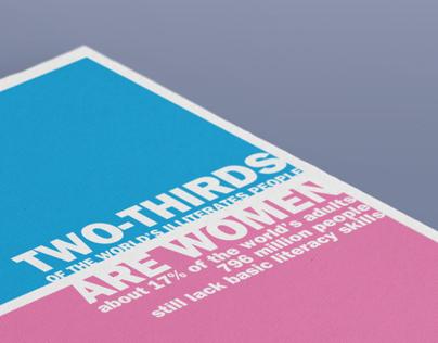 PosterForTomorrow - Creative infographics