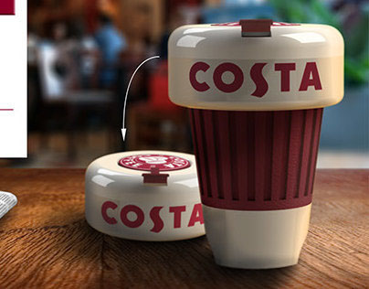 Costa Collapsible Tumbler