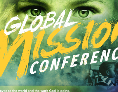 Global Mission Conference 2014 Poster