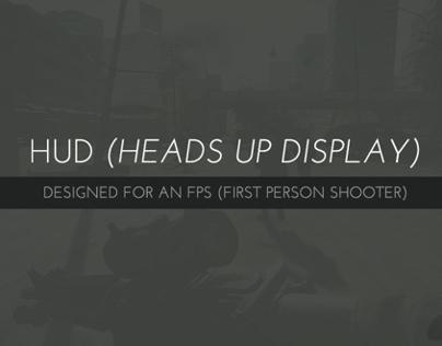 UI Design - Video Game HUD