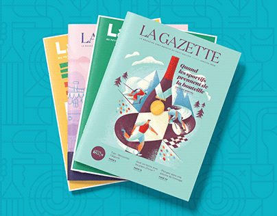 La Gazette | Cover Collection