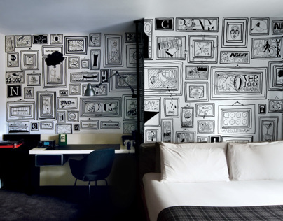 Ace Hotel Mural