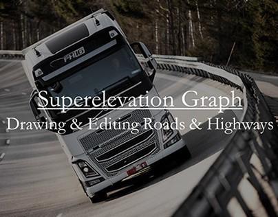 InfraWorks: Superelevation Graph Update