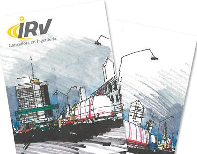 Brochure para IRV