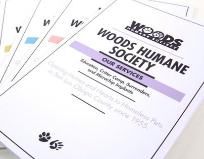 Woods Humane Society Brochures