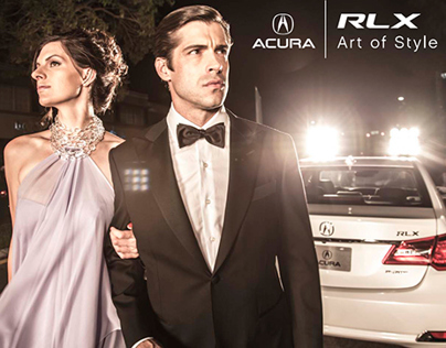 Acura RLX Art of Style 2013