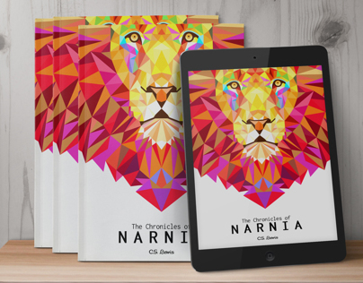NARNIA | Book Cover Art