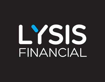 LYSIS Branding and Website