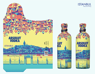 Absolut Traveler's edition: Istanbul