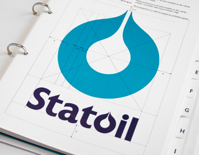 Statoil - 1984 Design (Visual Identity)