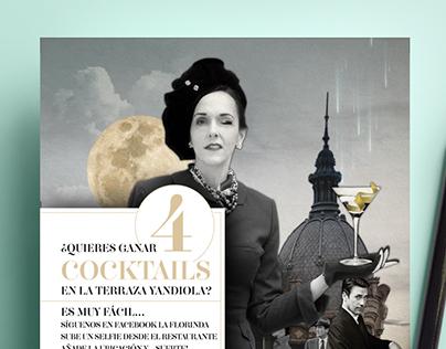 Yandiola / flyers para concursos