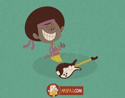 Little Hendrix