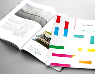 Editorial Design // Interview // Magazine