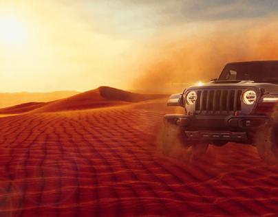 GLADIATOR Jeep / MOTORES QUE MOVEM O MUNDO.