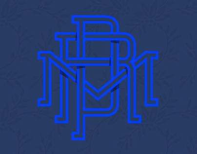 Monogram Mr.P