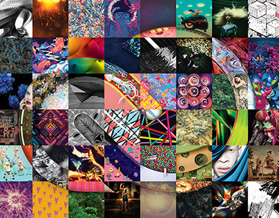 Creative Cloud Mosaic