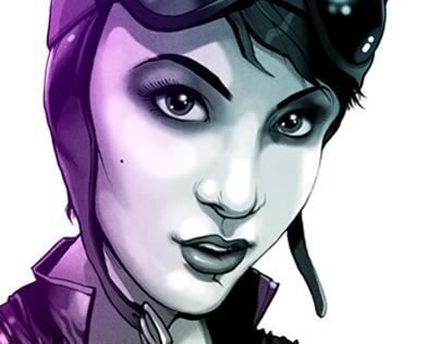 Eve Beauregard - cosplayer