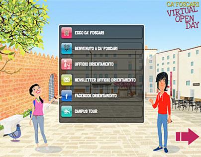 Università Ca' Foscari Venezia - Virtual Open Day