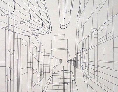 Obraz architektoniczny / Architectural image