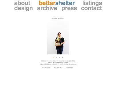 bettershelter
